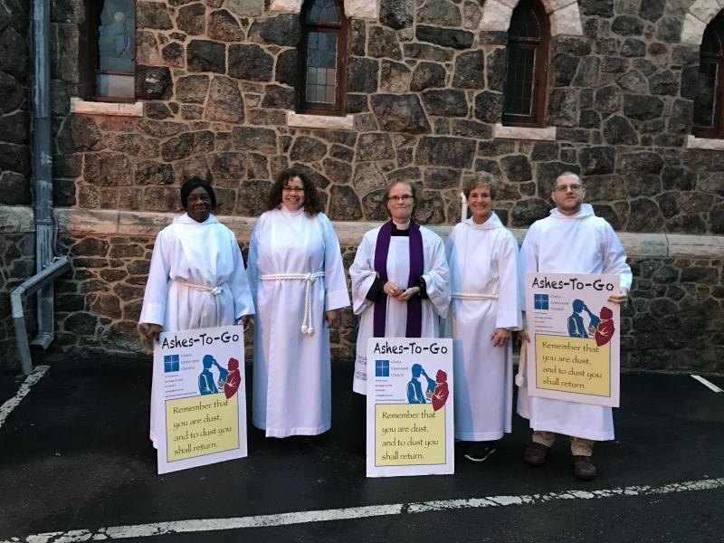 The full A2G Team - Christ Church