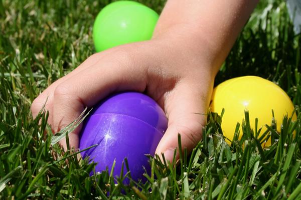 Easter Egg Hunt Brunch