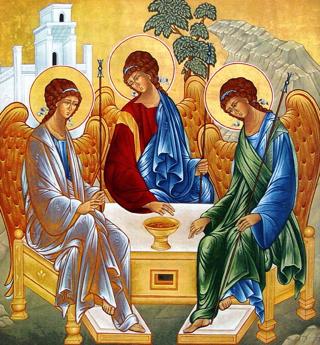 Trinity Sunday - May 27 : Christ Episcopal Church